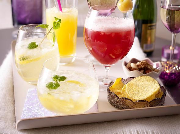 Holunderblüten-Cocktail Rezept