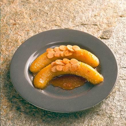 Honig-Banane Rezept