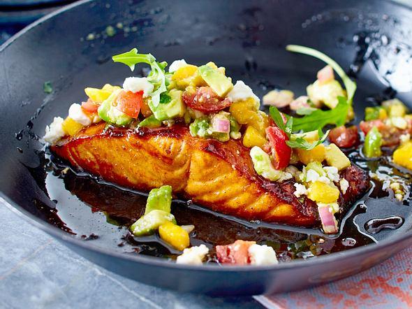 Lachs-Rezepte – die besten Ideen mit feinem Fisch