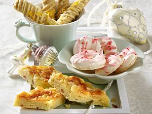 Honigkuchen-Stängli Rezept
