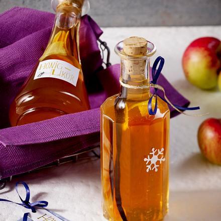 Honiglikör Rezept
