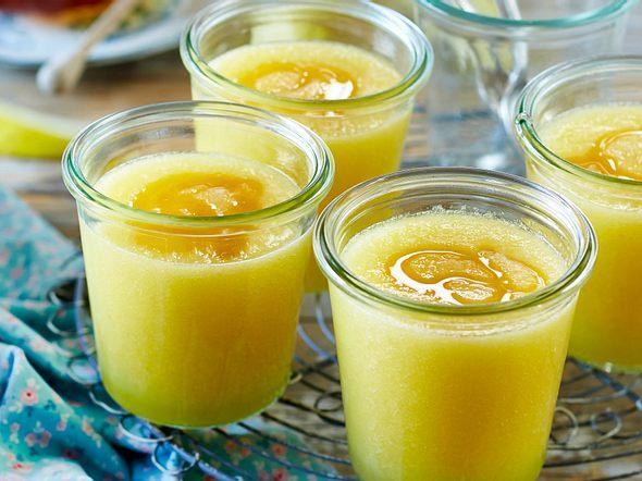 Honigmelonen-Gazpacho rezept
