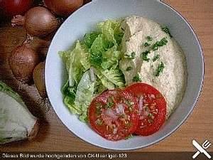 Hummus / Humus / Homus / Kichererbsenpaste Rezept