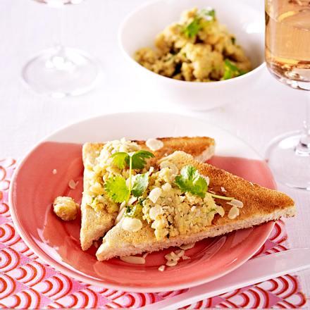 Hummus mit Koriander Rezept