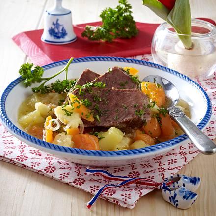 Hutspot (niederländischer Eintopf) Rezept
