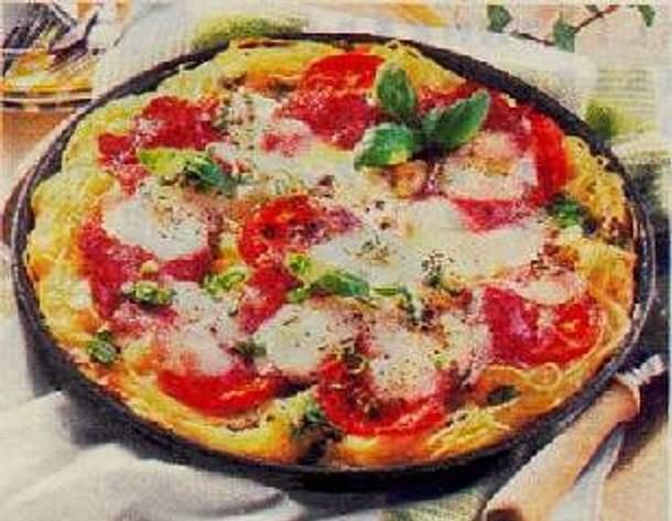 Immer anders Pizza Rezept