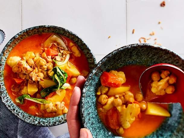 Impro-Curry Rezept