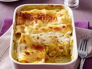 Indische Meeresfrüchte Lasagne Rezept