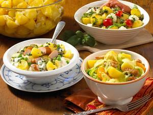 Indischer Kartoffeln Rezept