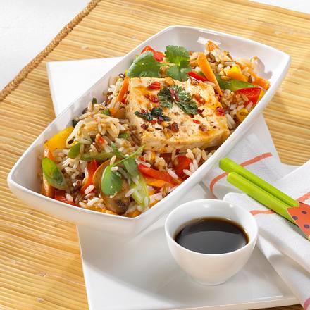 Indonesisches Nasi Goreng Rezept