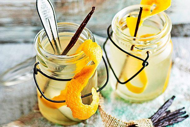 Infused Water - Delicious Vanilla Rezept