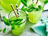 Infused Water - Fresh Green Rezept