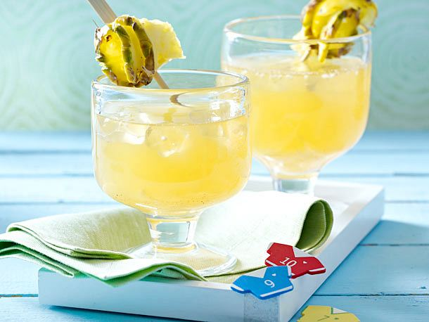 Ingwer-Ananas-Drink Rezept