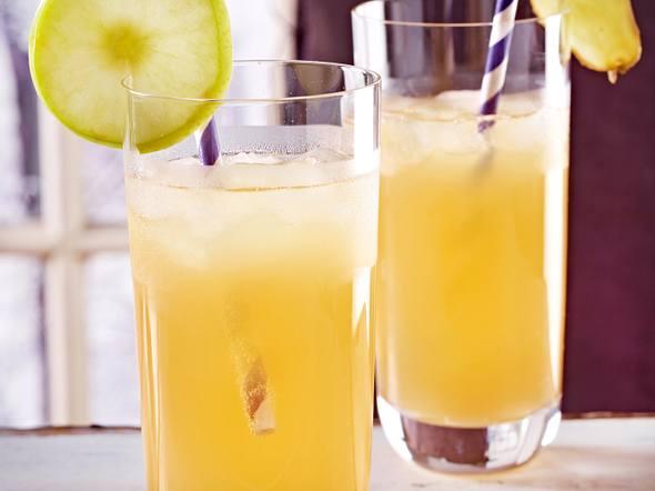 Ingwer-Apfel-Getränk Rezept