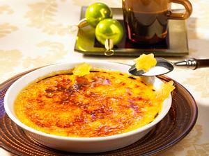 Ingwer-Crème-brûleé Rezept