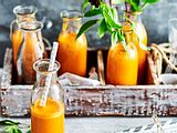 Ingwer-Shots mit Orange Rezept