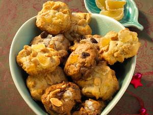 Ingwer- und Schoko-Cookies Rezept