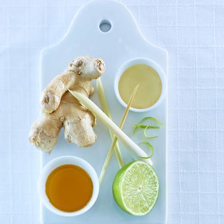 Ingwer-Zitronen-Marinade für Schweinefleisch Rezept