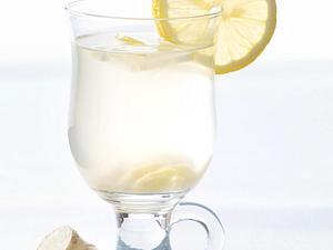 Ingwer-Zitronen-Tee (Schlank-Tee) Rezept