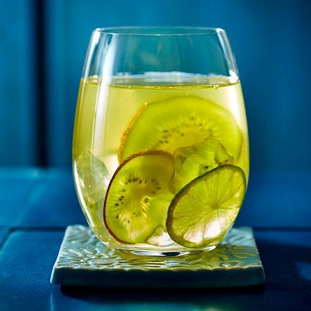 Ingwer-Zitronengras-Eistee Rezept