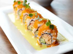 Inside out Sushi Rezept
