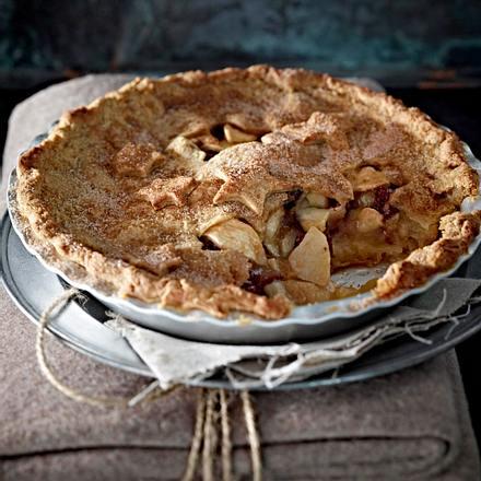 Irische Apple-Pie Rezept