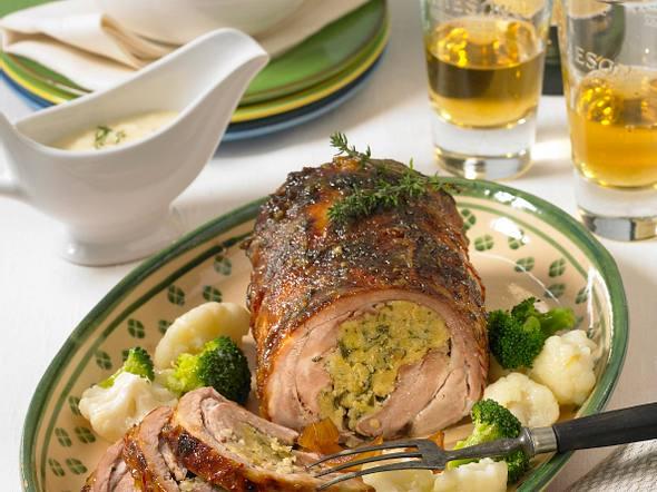 Irischer Schweinebraten Rezept