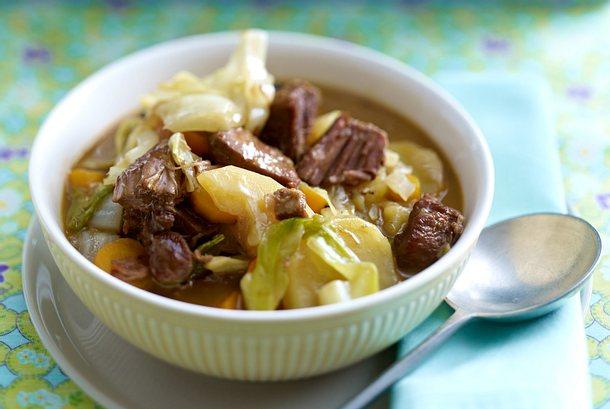 Irish Stew mit Weißkohl Rezept