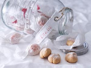 Italienische Amarettini Rezept