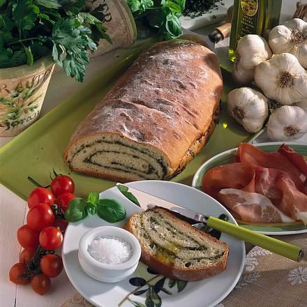 Italienische Kräuter-Ciabatta Rezept