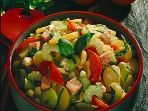 Italienischer Kartoffelsalat Rezept