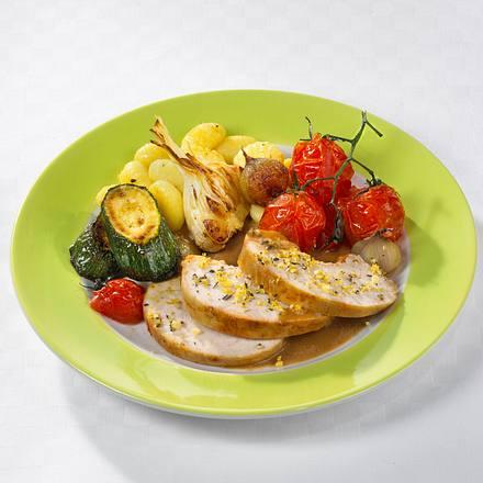 Italienischer Putenbraten Rezept