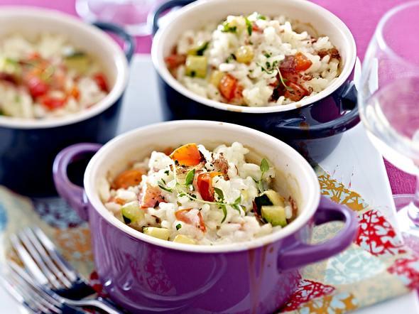 Italienischer Reis Rezept