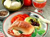 Italienisches Brötchen (Diabetiker) Rezept