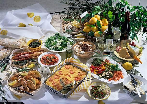 Italienisches Bufett Rezept