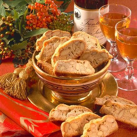 Italienisches Mandelbrot Rezept
