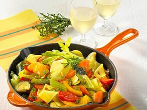 Italienisches Schmorgemüse Rezept