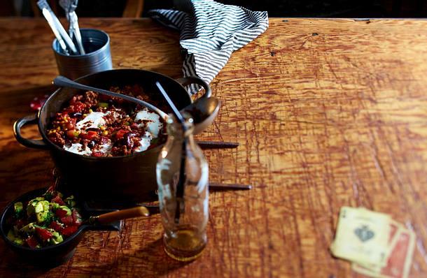 Jack Pott: Chili con Carne Rezept
