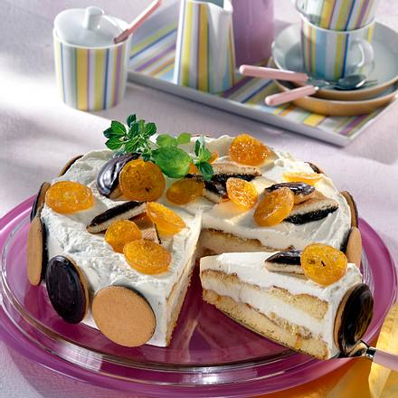 Jaffa-Cointreau-Torte Rezept