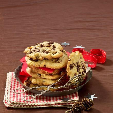 Jamaika-Cookies Rezept