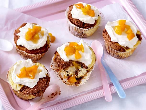 Joghurt-Aprikosen-Muffins Rezept