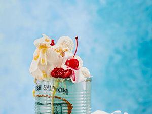 Joghurt-Eis Rezept