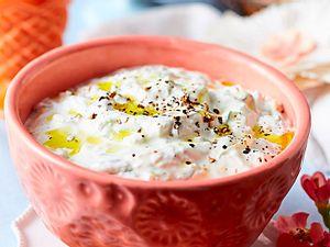 Joghurt-Feta-Tsatsiki Rezept