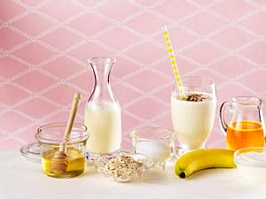 Joghurt-Honig-Drink  Rezept