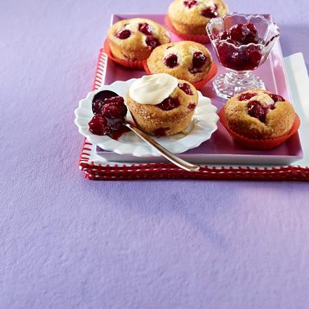 Joghurt-Kirsch- Muffins Rezept