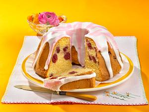 Joghurt-Kirsch-Napfkuchen Rezept