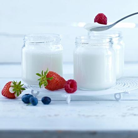 Joghurt (Kochschule) Rezept