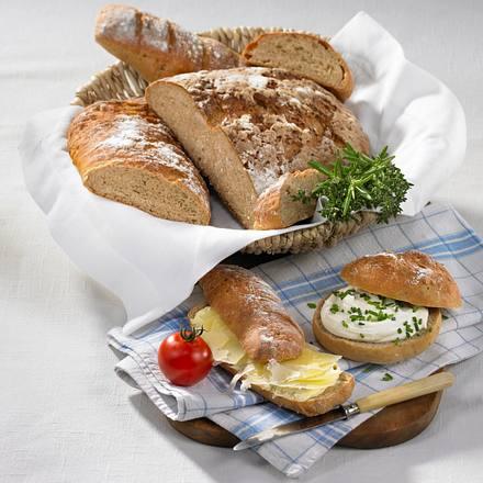 Joghurt-Kräuter-Brot Rezept