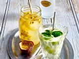 Joghurt-Matcha-Smoothie Rezept