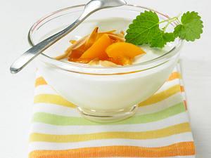 Joghurt mit Aprikosen Rezept